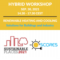 Workshop | Sustainable Places 2021