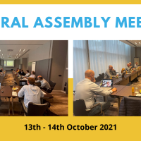 Meeting | 8th General Assembly meeting!