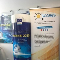 SCORES project presented during E2VENT WORKSHOP