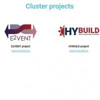 New section - CLUSTER PROJECTS