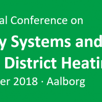 4th international conference on Smart Energy Systems and 4th Generation District Heating in Denmark