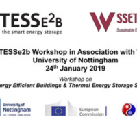 SCORES at TESSe2b workshop in Nottingham