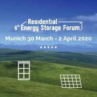 2020 Residential Energy Storage Forum