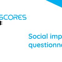 Social impact questionnaire